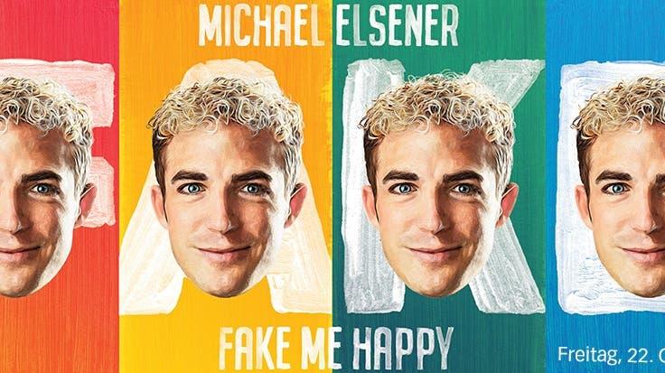 Comedy Anlass «Fake Me Happy» mit Michael Elsener vom Freitag, 22. Oktober 2021, in Hünenberg