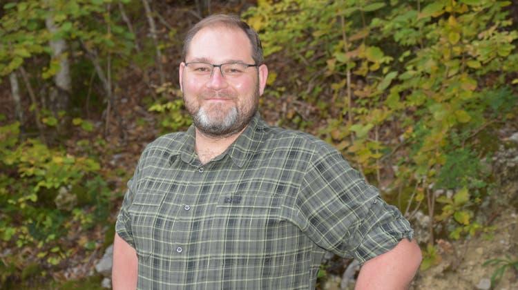 Ein Jäger der «Generation Why»: Cyril Bardet aus Selzach. (Peter Brotschi)