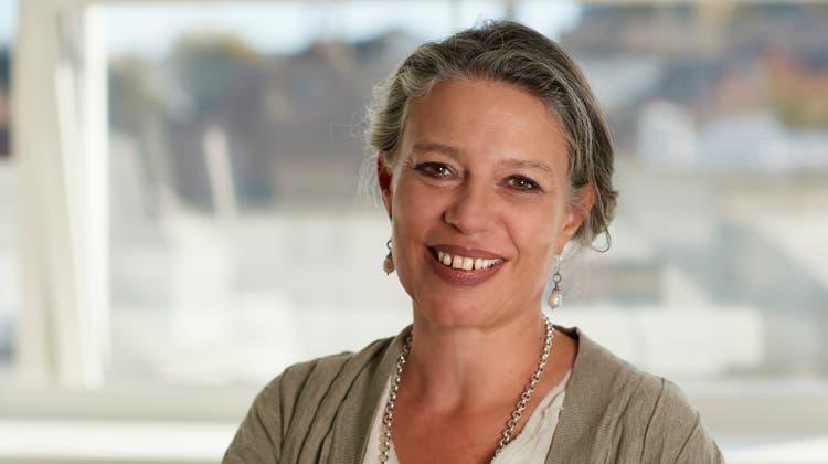 Cristina Pitschen, die neue Geschäftsleiterin des Solothurner Sterbehospiz. (José R. Martinez)