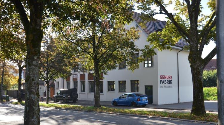 «Genussfabrik» wird geschlossen. (Judith Frei)