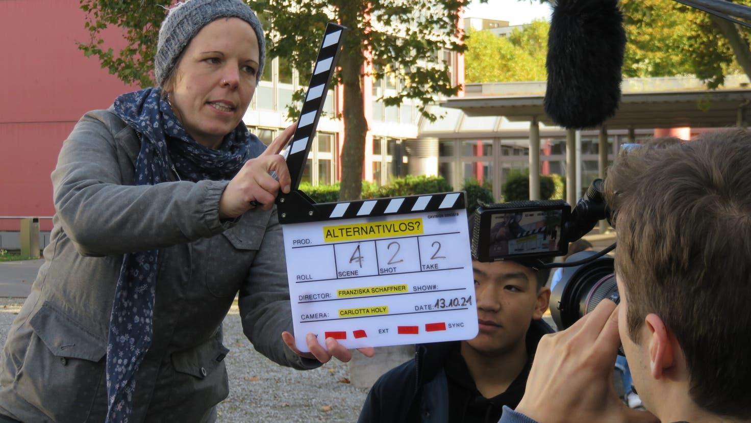 Filmprojekt des Verbands Aargauer Muslime: Jetzt sind die Dreharbeiten abgeschlossen, im Frühling soll der Film gezeigt werden. (zvg)