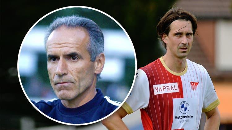 Verspielt der FC Solothurn mit seiner schwachen Heimbilanz die Chance auf den Aufstieg? (Hans Peter Schläfli / Solothurner Zeitung)