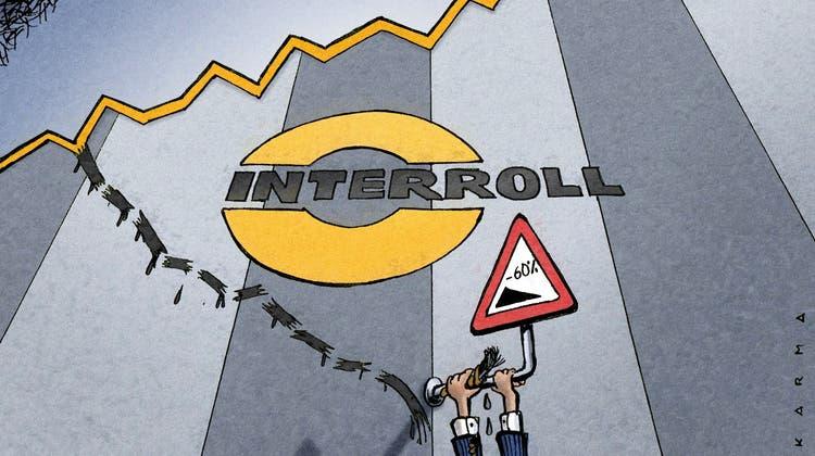 Der Tessiner Logistikspezialist Interroll befördert auch ihre Depot nach oben – und weitere Börsentipps der Woche
