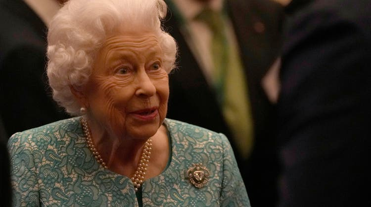 Die Sorge um die Queen wächst. (Archivbild) (Keystone)