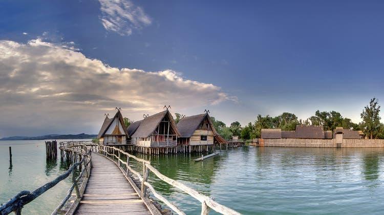 Das Pfahlbaumuseum am Bodensee inUnteruhldingen (Bild: PD)