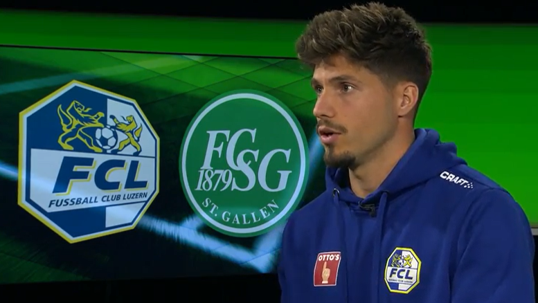 Luzern-Goalie Vaso Vasicvor dem kapitalen Heimspiel gegen St.Gallen: «Wenn es nötig ist, werde ich laut»