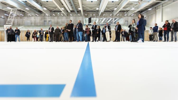 Dank Zusammenarbeit und kreativen Lösungen steht in Subingen nun eine Dreifach-Sporthalle für die ganze Region