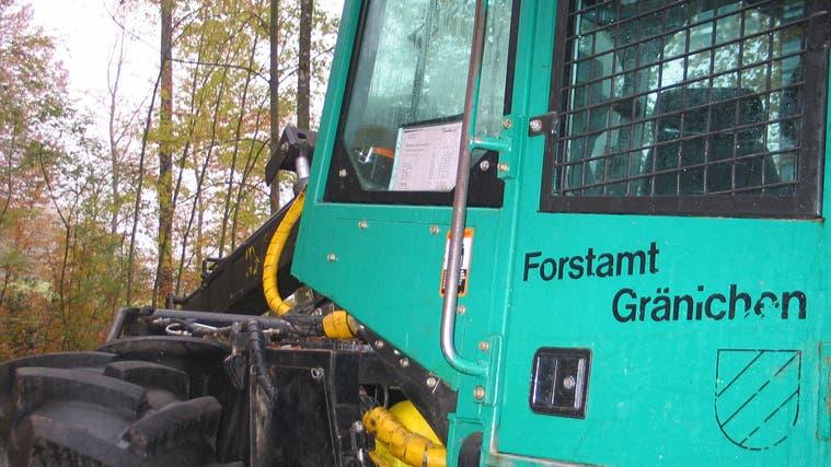Gränichen und Unterkulm führen ihren Forstbetrieb weiterhin zusammen, ein Zusammenschluss mit Suhr-Buchs wurde vereitelt. (Marcel Siegrist (4.11.2007))