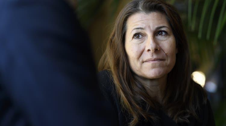Swico-Chefin Judith Bellaiche erkennt in ihrer Branche einen Trend zu selbstbestimmten Arbeitsformen. (Anthony Anex / KEYSTONE)