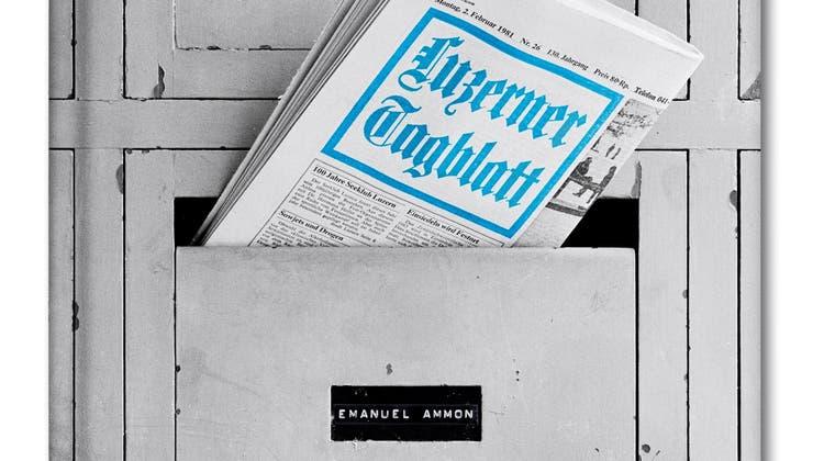 Luzerner Tagblatt – Eine Mediengeschichte