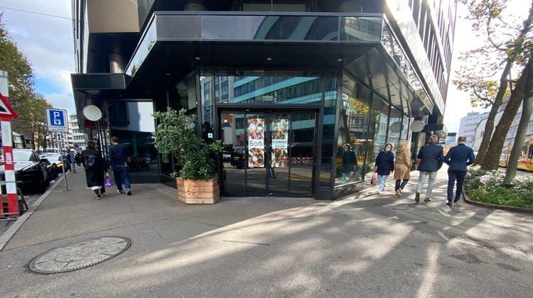 Das Restaurant Boogibt es schon bald auch in Grossbasel. (Ali Ahmeti)