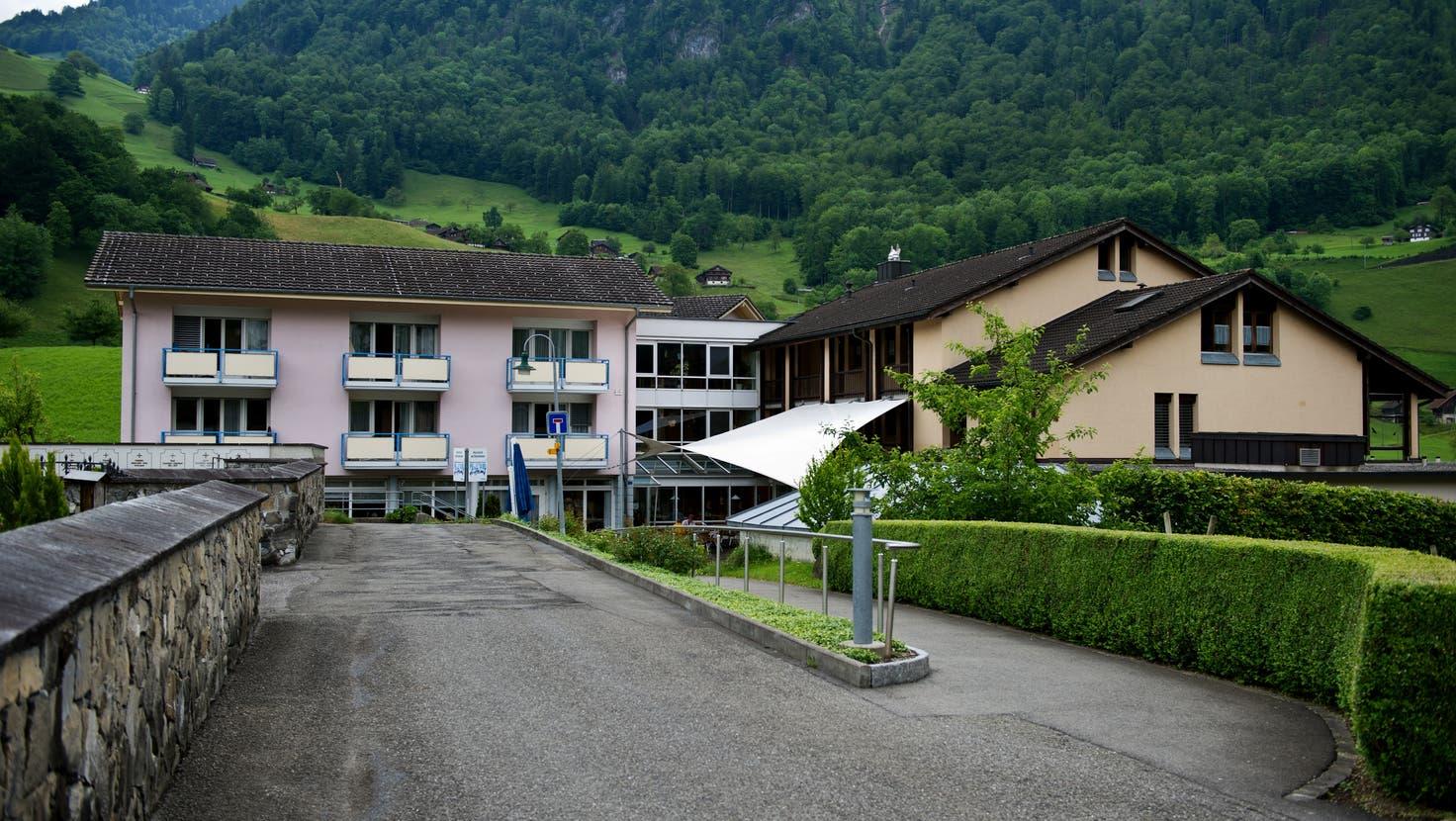 Das Alterszentrum in Giswil hat derzeit mit einem Coronaausbruch zu kämpfen. (Archivbild: Obwaldner Zeitung)