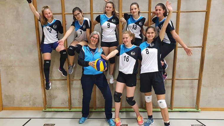 Erfolgreicher Saisonstart für die U23-Juniorinnen des VBC Brugg