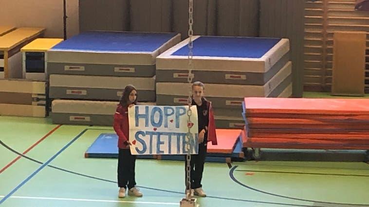 Sportliches Weekend für den STV Stetten