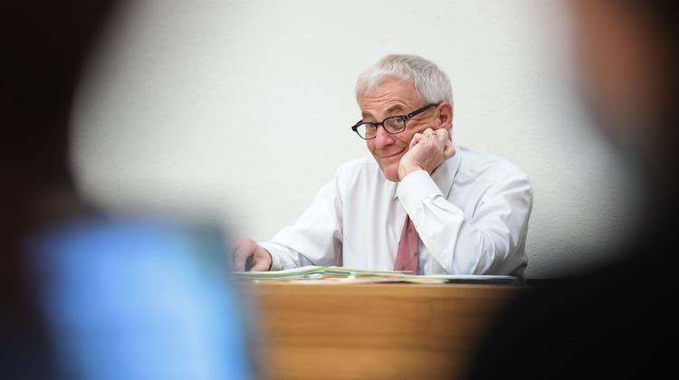 Die letzte Gemeinderatssitzung von Kurt Fluri (Hanspeter Bärtschi)