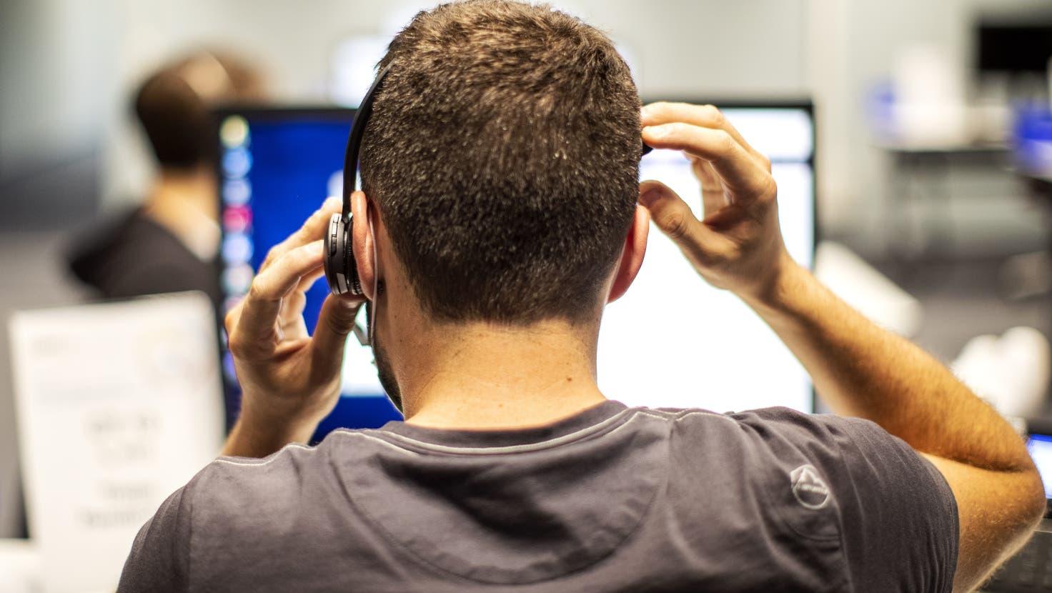 Der Kanton sucht eine externe Firma fürs Contact-Tracing. (Bild: Alexandra Wey)