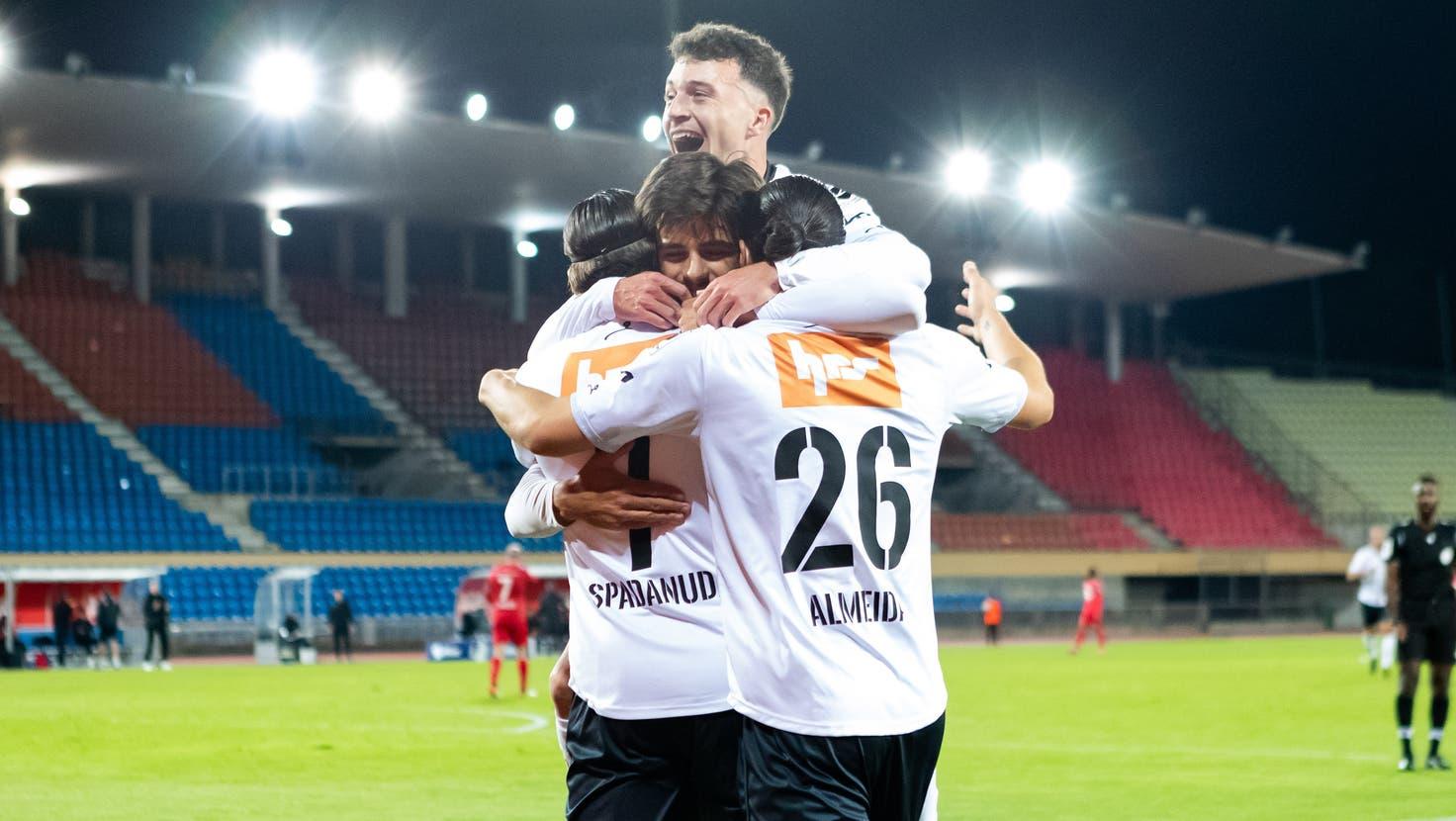Jetzt live: Gelingt dem FC Aarau die Cup-Überraschung gegen Lausanne?