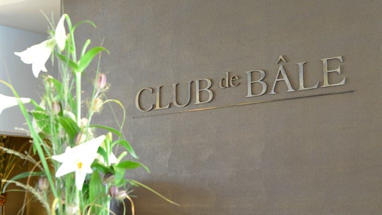 Die Gründungsfeier fand im Club de Bâle statt. (Nicole Nars-Zimmer)