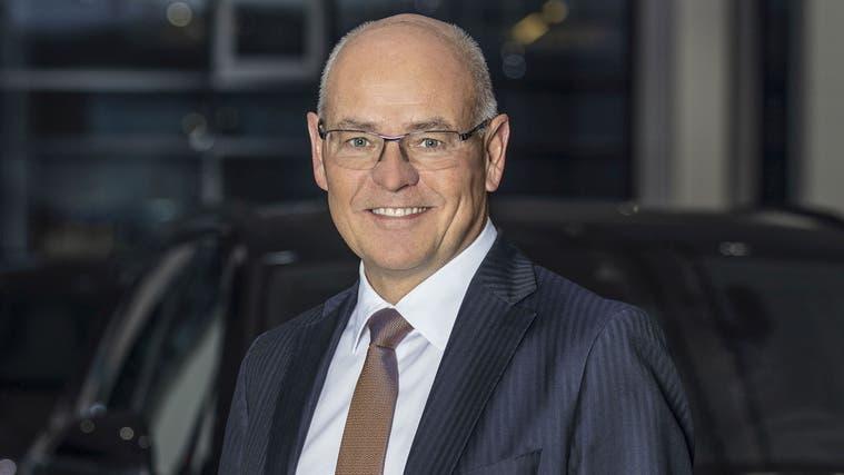 Ex-Amag-CEOMorten Hannesbo ist neuer Verwaltungsrat der Wohler KSU A-Technik AG. (zvg)