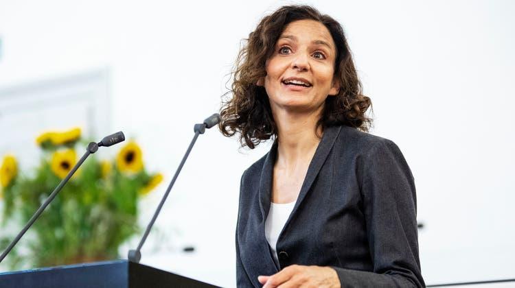 Bisherige Präsidentin der SP-Aargau: Gabriela Suter (Britta Gut)