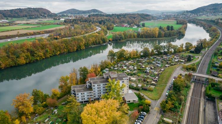 Das Gebiet Härdliin Neuenhof beim Alterszentrum Sonnmatt. (Sandra Ardizzone)