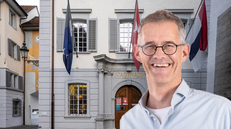 Die Badener Verwaltung hat ihren Hauptsitz im Stadthaus. (Severin Bigler)
