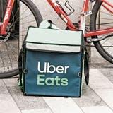 Paket oder kein Paket: Das ist bei Uber Eats die Frage. (Jean-Christophe Bott / KEYSTONE)