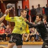 Filip Begic erzielte als Topskorer von Handball Endingen 7 Tore (Pedro Gisin)