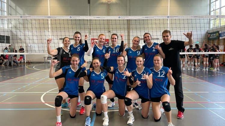 Volley Möhlin startet in die neue Saison