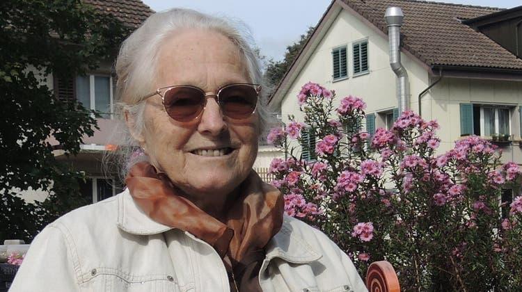 Bernadette Schön probt wöchentlich mit drei verschiedenen Chören. (Carla Honold)