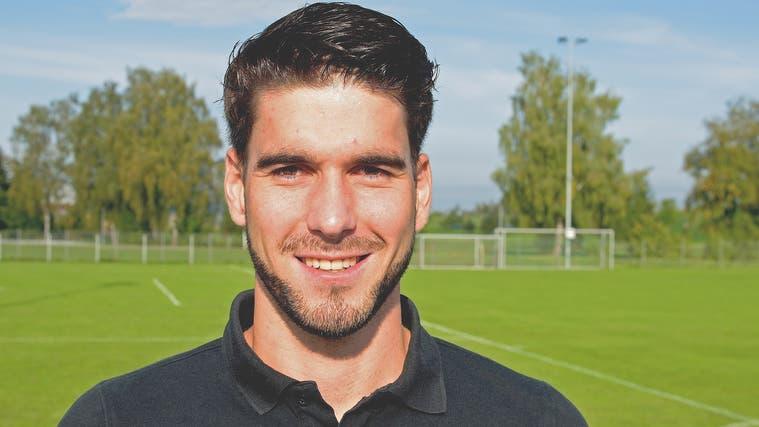 Matthias Erni, Offensivspieler FC Buttisholz. (Michael Wyss)