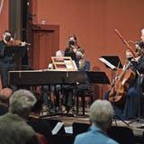 Die Kammer Solisten Zug interpretierten Rameau, Telemann, Graupner und Vivaldi.