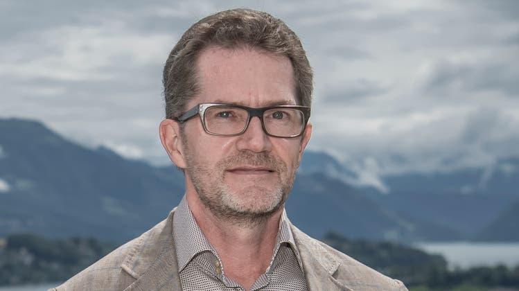 «Gütsch»-Besitzer Kirill Androsovin der Stadt Luzern. (Bild: Pius Amrein  (14. Juli 2021))