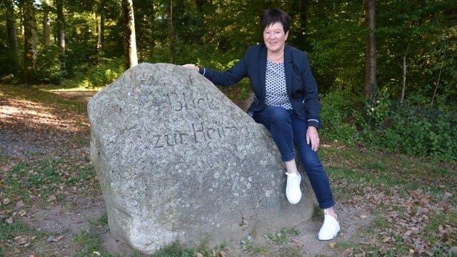 Gemeinderätin Gertrud Müller (SVP). (zVG)