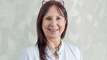 Dr. med. Marion Kritikos,Leitende Ärztin Venenheilkunde, Fachärztin für Chirurgie (Bild: zvg)