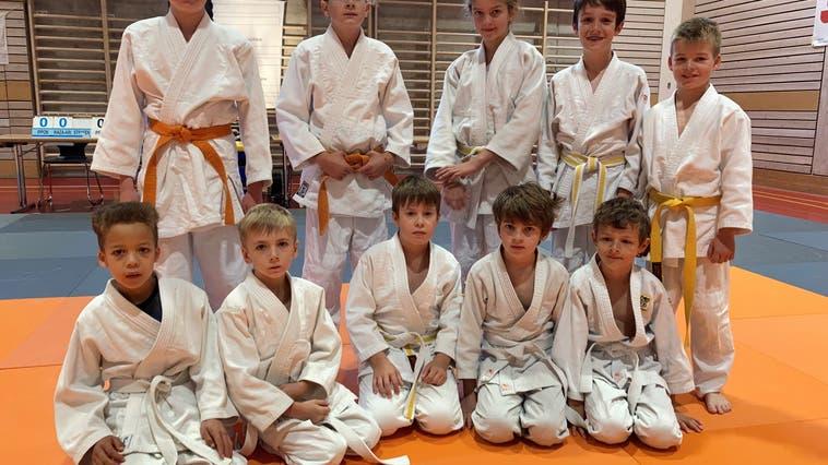 Judo: Erfolgreiche Ostschweizer Einzelmeisterschaft für den Judo Club St.Gallen_Gossau