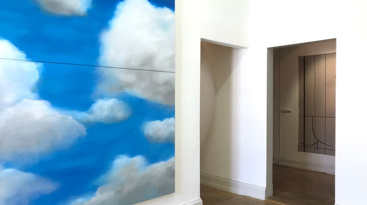 Nicolas Vionnet:«Quand le vent souffle». (zvg)