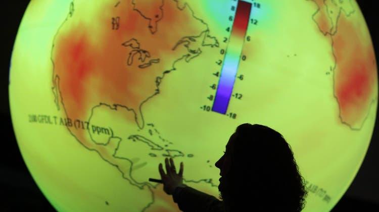 Die Szenarien des Weltklimarats basieren auf der Forschung der frischen Nobelpreisträger. (Kay Nietfeld / EPA)