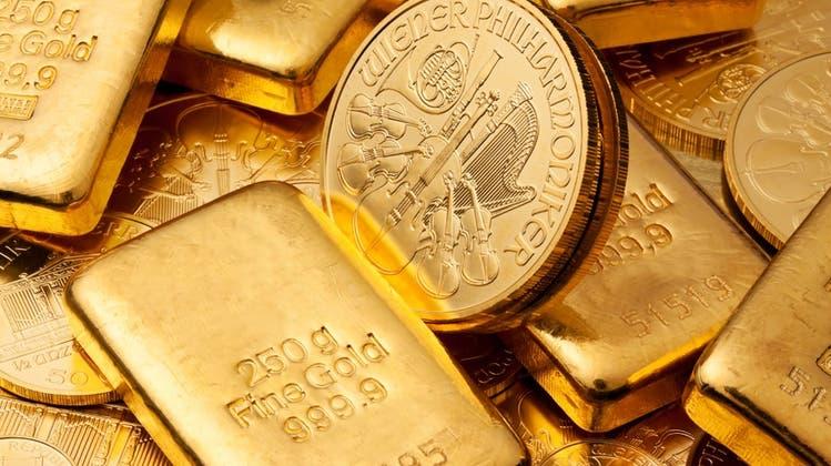 Der Kläger will sein Gold in Form von 100 kanadischen Maple Leaf, 100 österreichischenPhilharmonic und 99 Australian Gold Nuggets. (Erwin Wodicka)