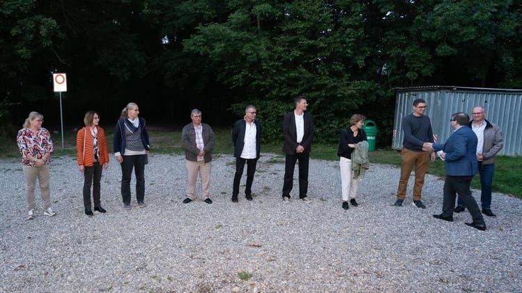 Abschlussreise und Beginn der neuen Amtsperiode Bürgergemeinde Niedergösgen