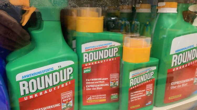 Bayer gewinnt einen Prozess um das Glyphosat-Produkt Roundup. (Imago)