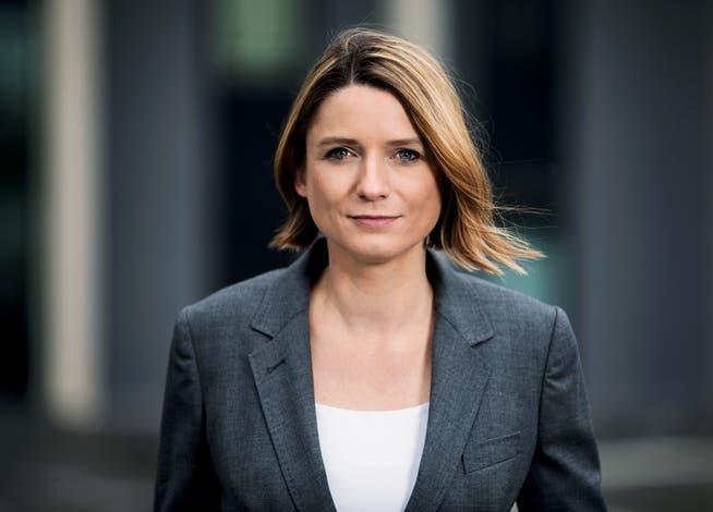 Henriette Engbersen, SRF-Korrespondentin für Grossbritannen und Irland.