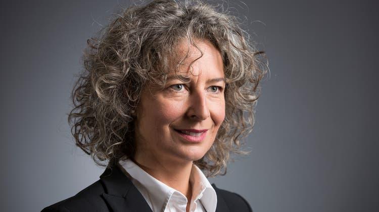 Bundesrichterin Alexia Heine präsidiert ab kommendem Jahr die Aufsichtsbehörde über die Bundesanwaltschaft. (Keystone)