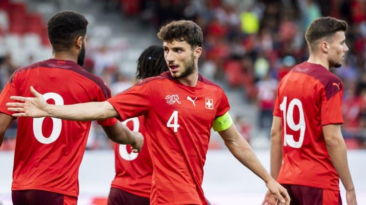 Lausanne ist der Schauplatz des Spitzenkampfes der U21-Nati. (Keystone)