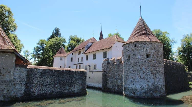 Spitzenreiter unter den Aargauer Vertretungen im Ranking: Das Schloss Lenzburg schafft es auf den vierten Platz. (Bild: Michel Jaussi)