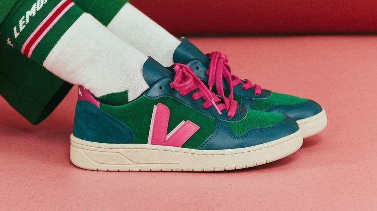 Sneakers sind die Schuhe der Wegwerfgesellschaft – doch jetzt werden selbst sie klimafreundlich