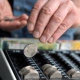 Von 111 auf 116 Prozent will der Stadtrat den Schlieremer Steuerfuss erhöhen. (Urs Jaudas)