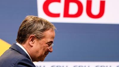 CDU-Chef Laschet will Neuaufstellung nicht im Weg stehen ++ Scholz freut sich auf Ampel-Sondierung