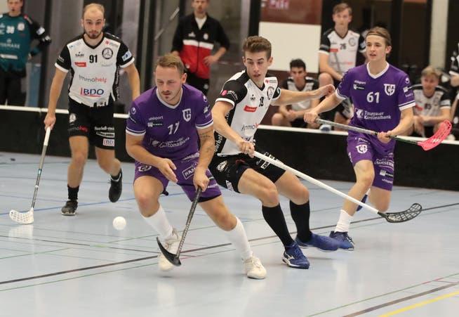 Vor allem Unihockey wird mit den Fondsbeiträgen unterstützt.