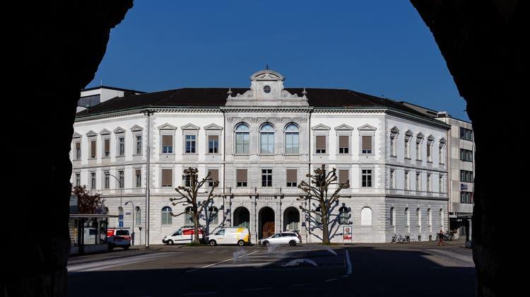 Die Richter am Obergericht in Solothurn werden über den Fall Metzerlen urteilen müssen. (Hanspeter Bärtschi)